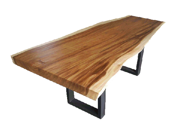 free edge or live edge tables and straight edge tables : Table02 3 600x430 from www.asianartimports.com size 600 x 430 png 58kB